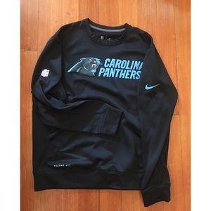 Nike Sweatshirt - Carolina Panthers